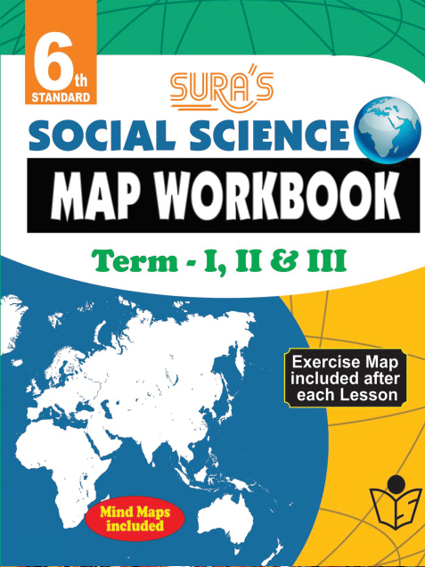 Social Science Map Workbook