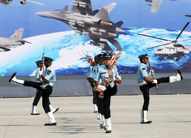 Indian Air Force Recruiting Group C Job Posts 2017