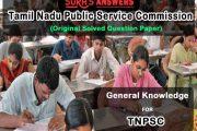 SURA'S Answers – Tamilnadu Public Service Commission Exams 2016 : Polity GK -Download as PDF