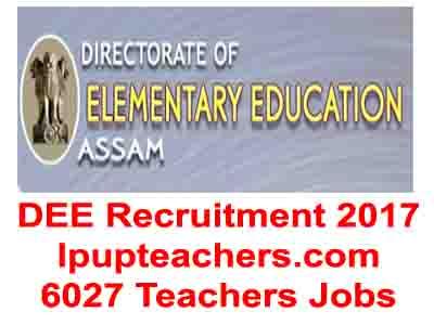 DEE Recruiting Teachers Job Posts 2017