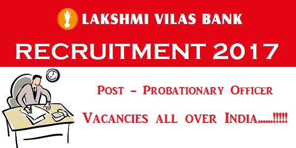 Lakshmi-Vilas-Bank-Recruitment-2017 Online Application Form Of Aiims Rishikesh on