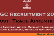 ONGC Recruiting Transport Officer, Engineer Job Posts 2017
