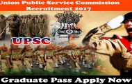 UPSC Recruiting Assistant Commandants Job Posts 2017