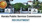 Kerala Recruiting PSC 86 Clerk, Assistant, Lecturer Job Posts 2017