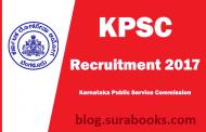 KPSC Recruiting 423 Gazetted Probationer Job Posts 2017