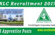 NLC Recruitment 2017 453 Apprentice Posts