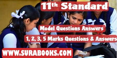 11th std model question paper   SURA Books blog
